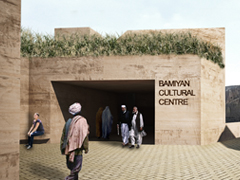 Centro Cultural en Afganistán